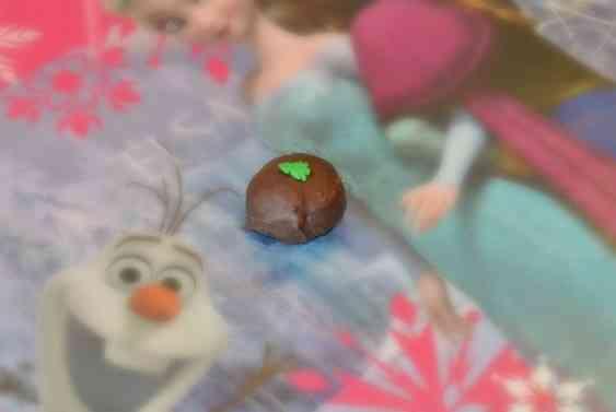 chocolate oreo ball
